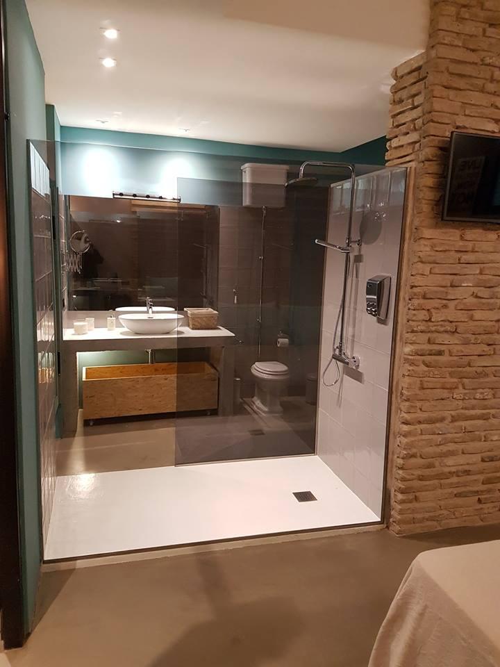 Cortinas de cristal para separar ambientes - Ambientes de dormitorios ...