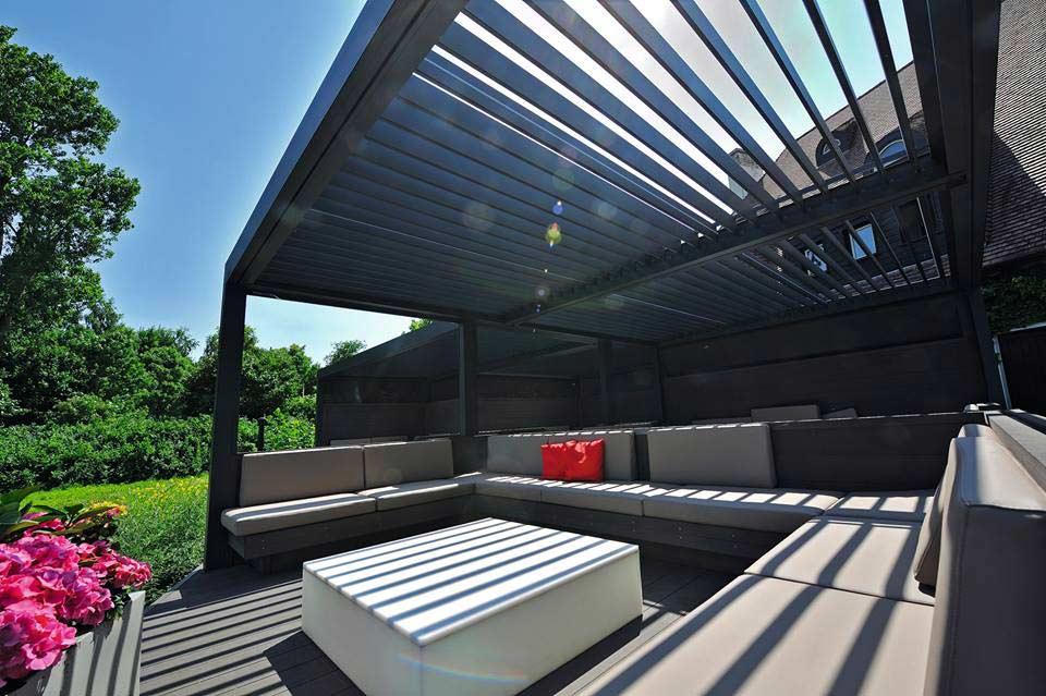Techos Para Terrazas Distintas Soluciones - Tejados-para-terrazas