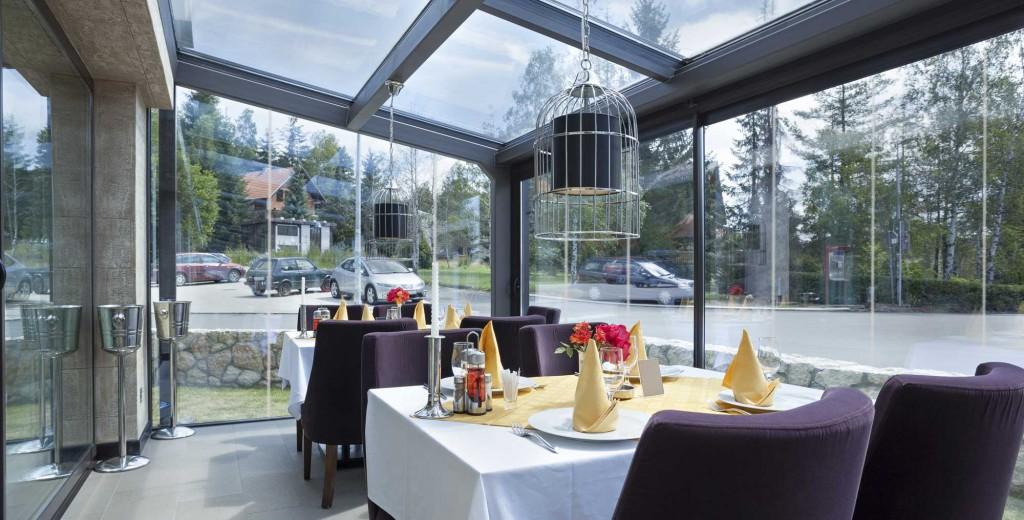 Cortina de Cristal para Restaurantes en Málaga