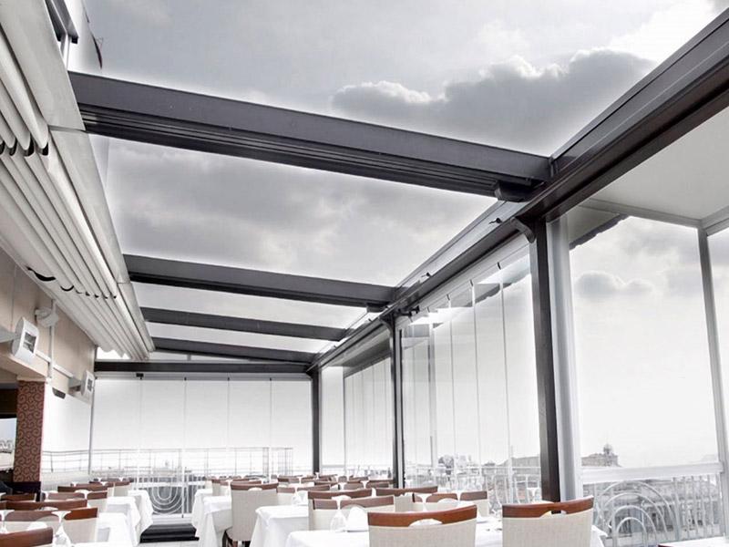 Cerramientos de cristal para terrazas de Málaga